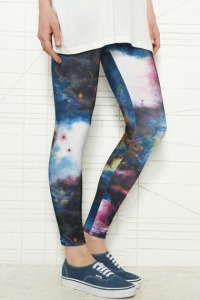 BDG Cosmic Tie-Dye Leggings from Urban Outfitters: £28
