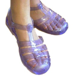 Jelly Shoes (picture courtesy of tumblr.com)